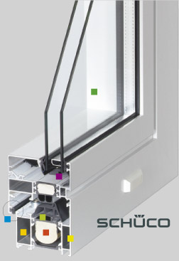 Aluminium Fenster Metzger Fenster T Ren