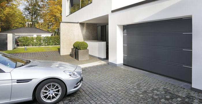 Garagentor mit fenster  Hörmann Garagentore - Metzger Fenster & Türen